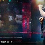 WWE Smackdown vs Raw 2011 The Miz wallpaper