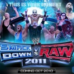 Smackdown vs Raw 2011 wallpaper of roster 2