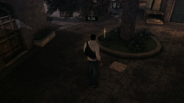 Assassins Creed Brotherhood Artifact location screenshot for the Xbox 360 and PS3