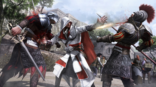 assassins creed wallpaper brotherhood. Assassin#39;s Creed Brotherhood