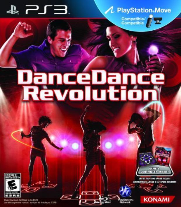 Dance Dance Revolution 2010 Song List Announced