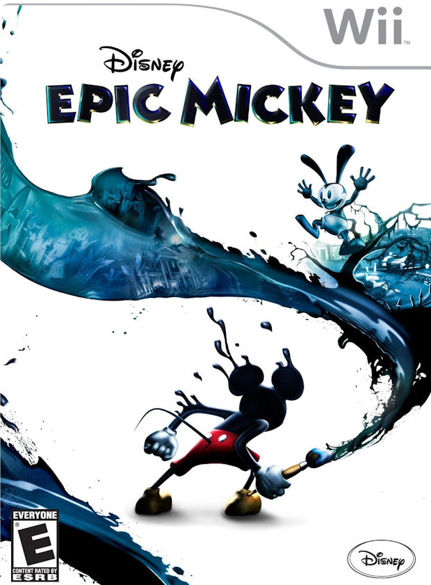Disney Epic Mickey picture