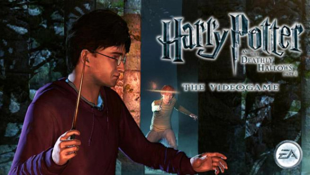 Первый Трейлер Harry Potter And The Deathly Hallows Part 2