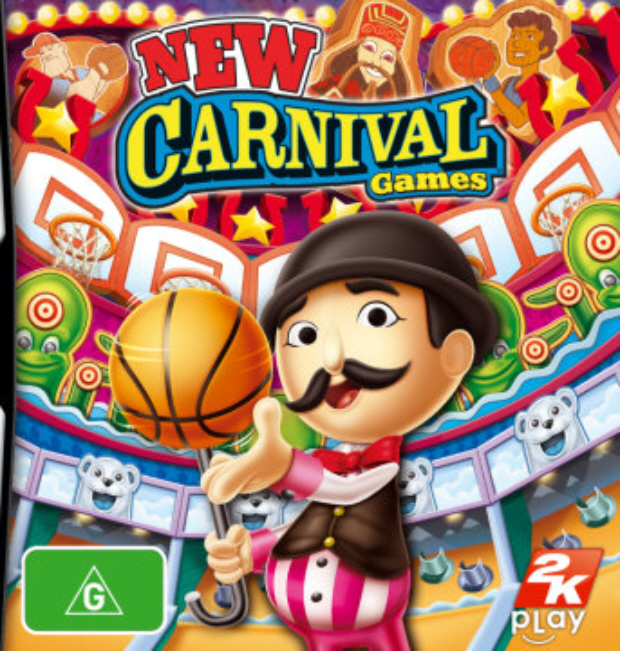 New Box Games : New carnival games walkthrough video guide wii