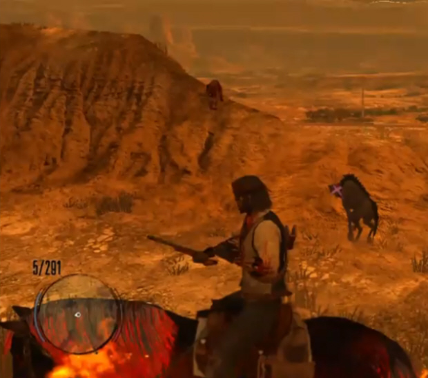 Red Dead Redemption Undead Nightmare Chupacabra Achievement Guide Chupathingy screenshot