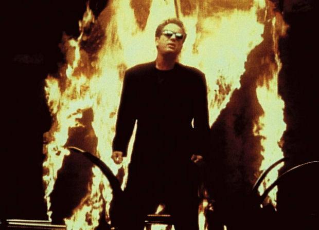 Billy Joel Didn't Start the Fire