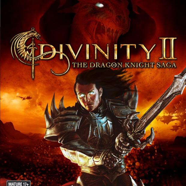 Divinity 2: The Dragon Knight Saga walkthrough box artwork