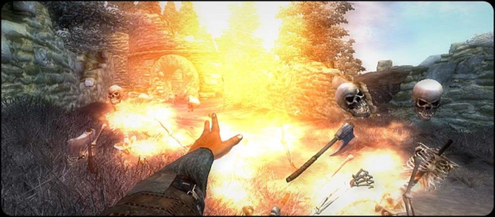 The Elder Scrolls V: Skyrim announced. Release date is November 11, 2011
