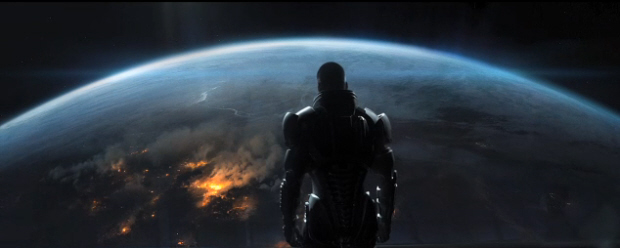Mass Effect 3 screenshot VGA 2010 trailer