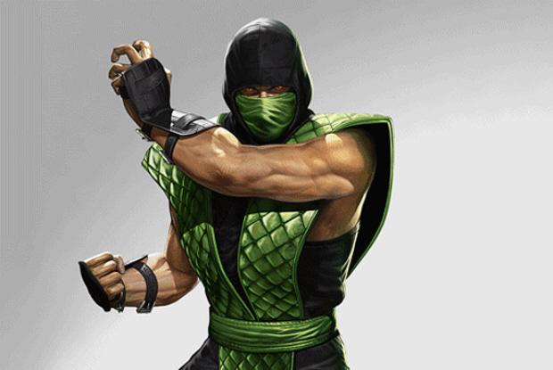 mortal kombat 2011 reptile wallpaper. Mortal Kombat 2011 Reptile