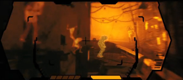 Resistance 3 screenshot VGAs 2010 Trailer