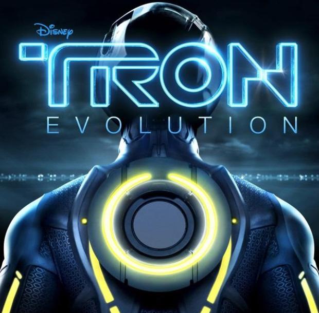 Tron Evolution walkthrough box artwork