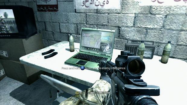 Warfare intel locations together with on xbox 360 modern warfare 2 all