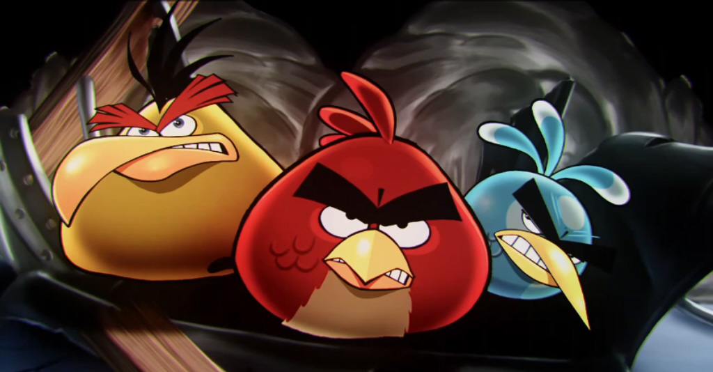 angry birds rio announced as movie tie in. Black Bedroom Furniture Sets. Home Design Ideas