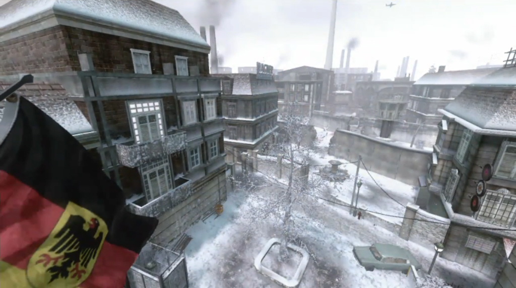 "The Call of Duty: Black Ops ""First Strike"" Map Pack downloadable content has"