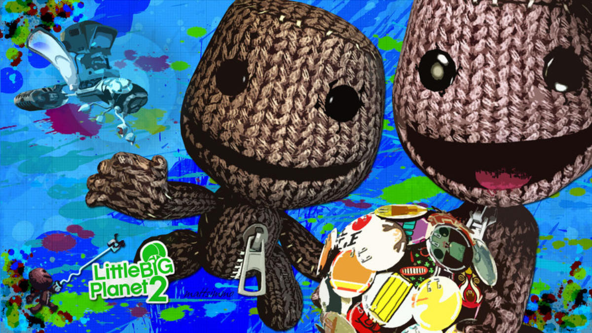 littlebigplanet 2 wallpaper