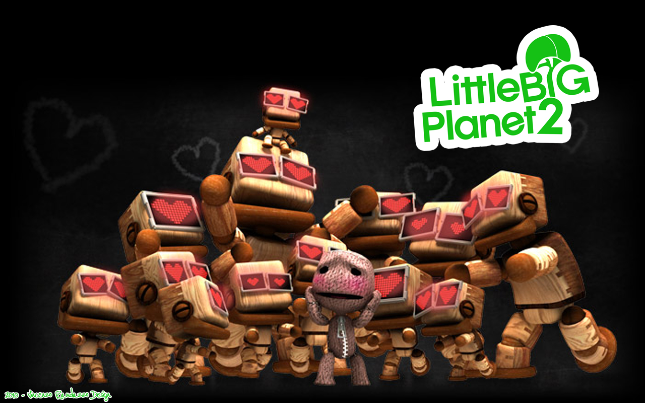 Little Big Planet Wallpaper: LittleBigPlanet 2 Wallpaper