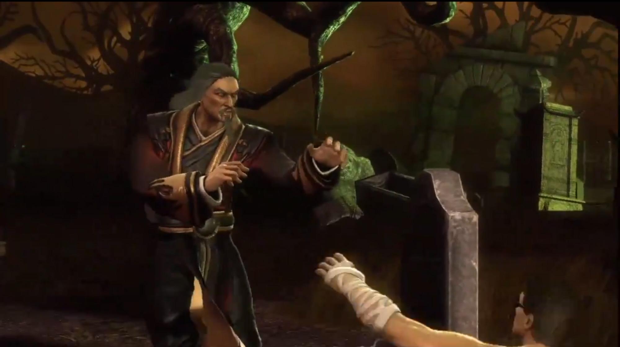Mortal kombat kitana hot shower - 4 1