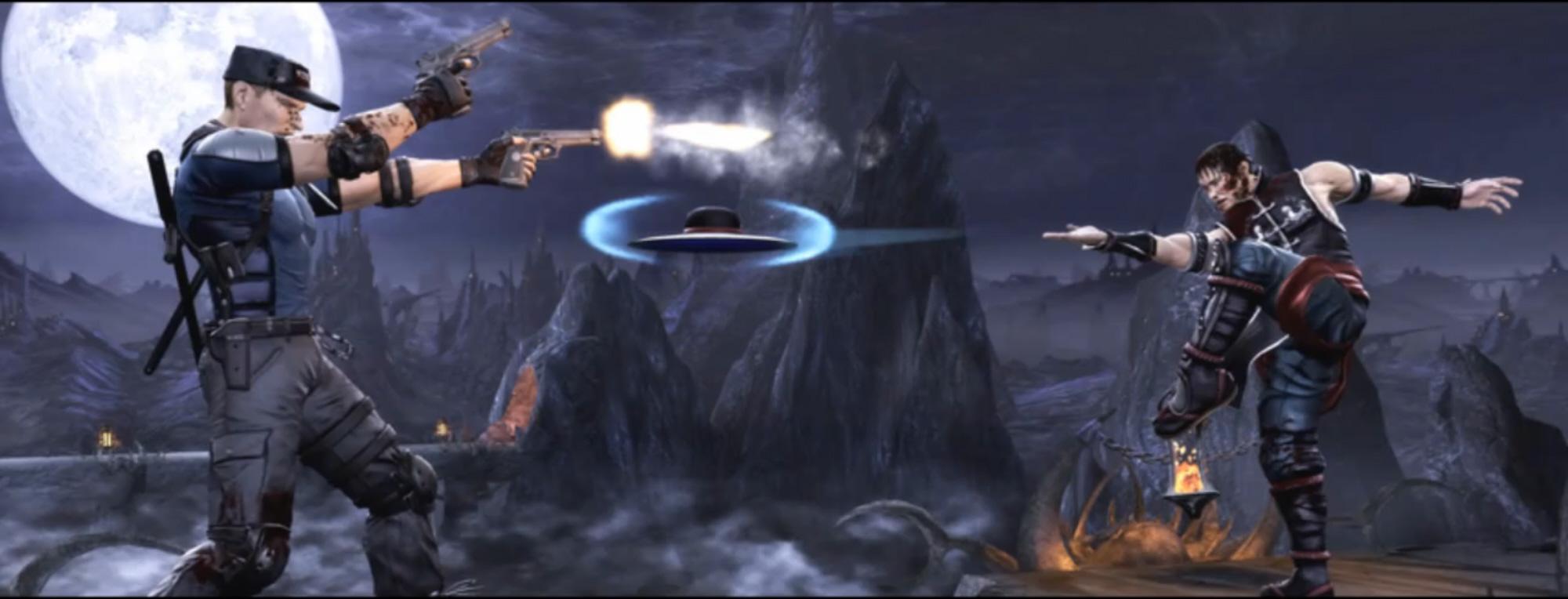 Mortal Kombat 2...
