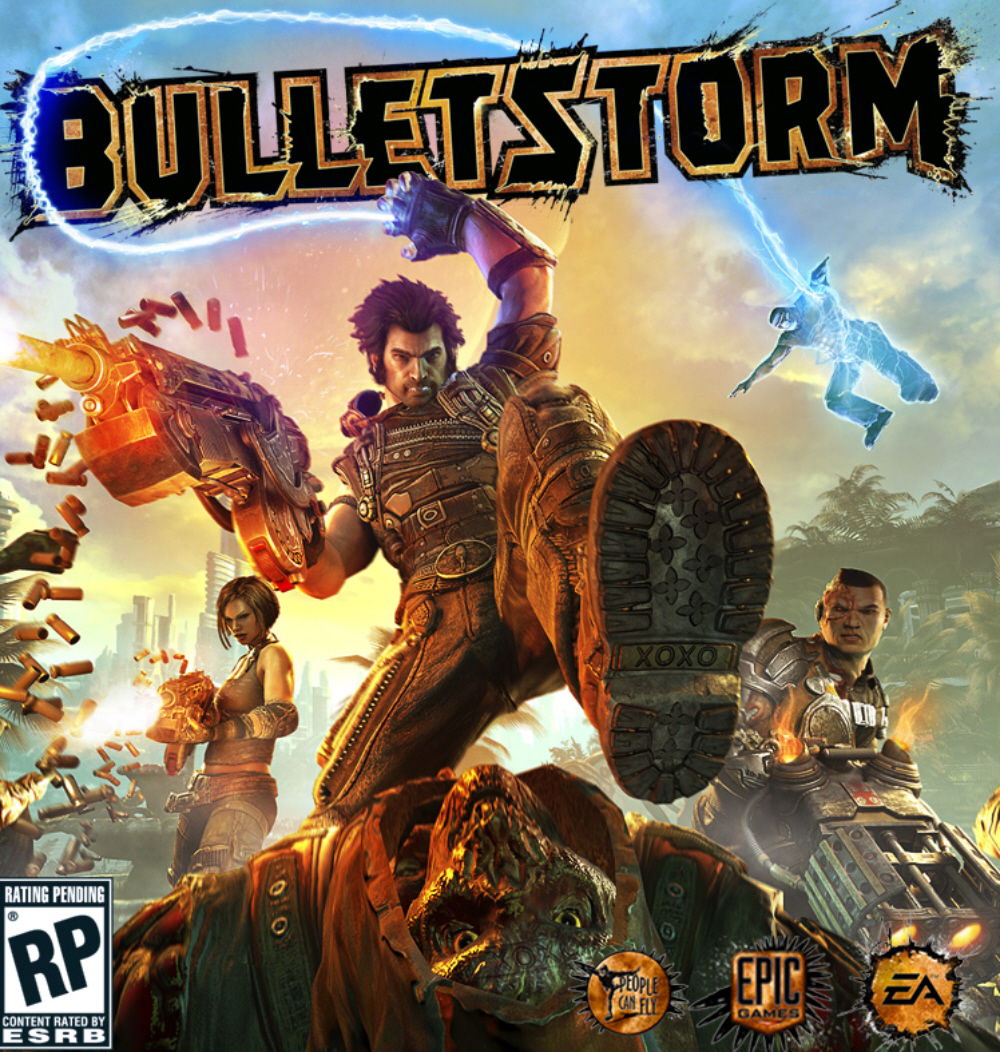 BulletStorm walkthrough video guide (Xbox 360, PS3, PC)