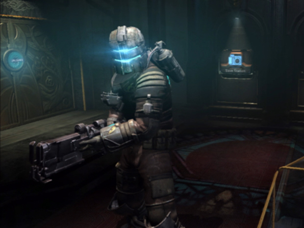 Dead Space 2 suits screenshot