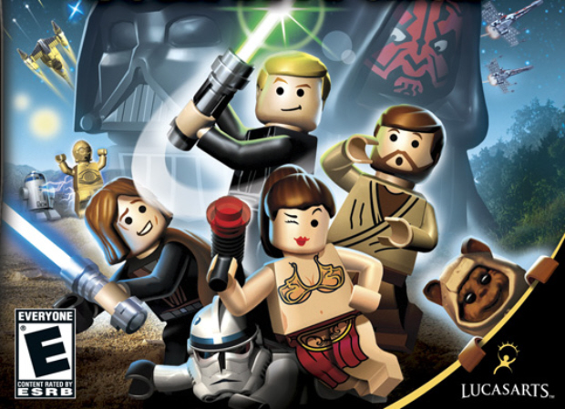 Lego Star Wars The Complete Saga walkthrough video guide (Xbox 360, PS3,