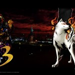 Marvel vs Capcom 3 Amaterasu wallpaper