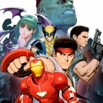 Marvel vs Capcom 3 comic announcement wallpaper