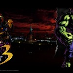 Marvel vs Capcom 3 Hulk wallpaper
