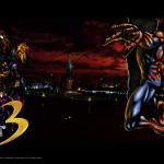 Marvel vs Capcom 3 Spider-Man wallpaper