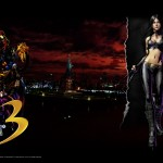Marvel vs Capcom 3 X-23 wallpaper