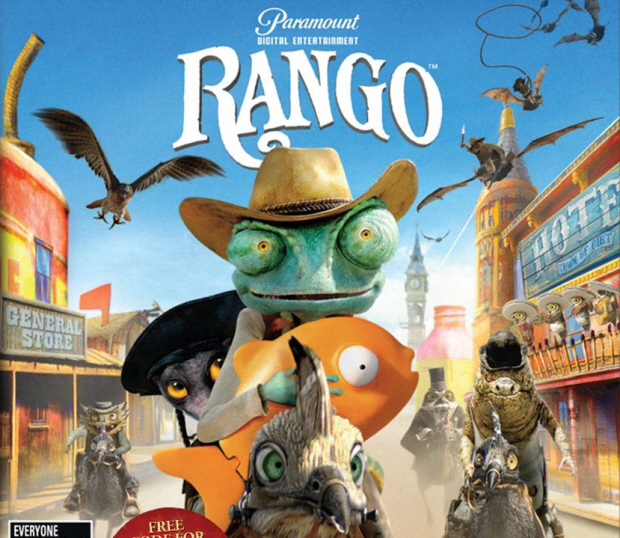 Rango walkthrough box artwork