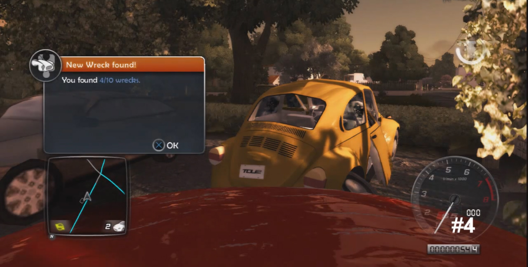 Test Drive Unlimited 2 Wreck Cars Locations Guide (Xbox