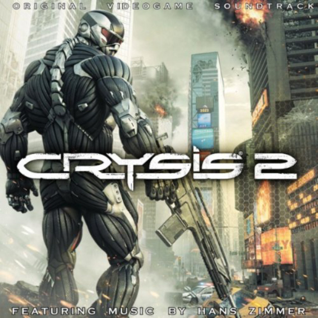 Crysis 2 soundtrack announced hear theme song from hans for Zimmer soundtrack