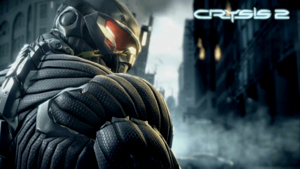 Crysis 2 wallpaper superhero