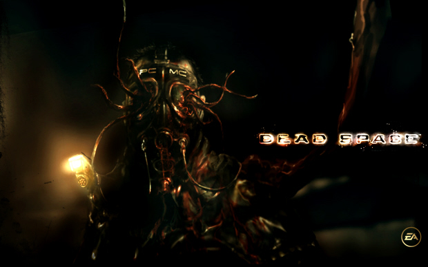 Dead Space series creepy wallpaper