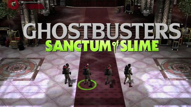 Ghostbusters: Sanctum of Slime logo