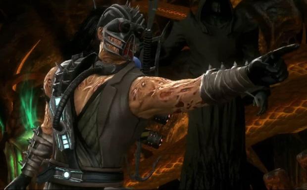 the mortal kombat characters 2011. Kabal joins Mortal Kombat 2011