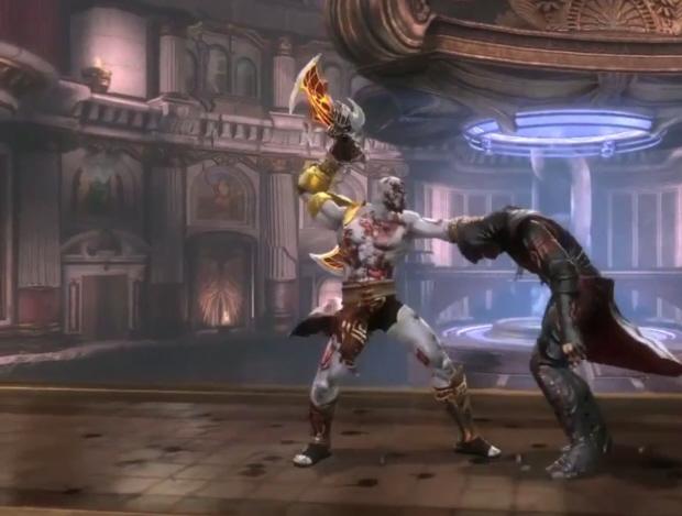 all mortal kombat 2011 characters. Mortal Kombat 2011 Kratos