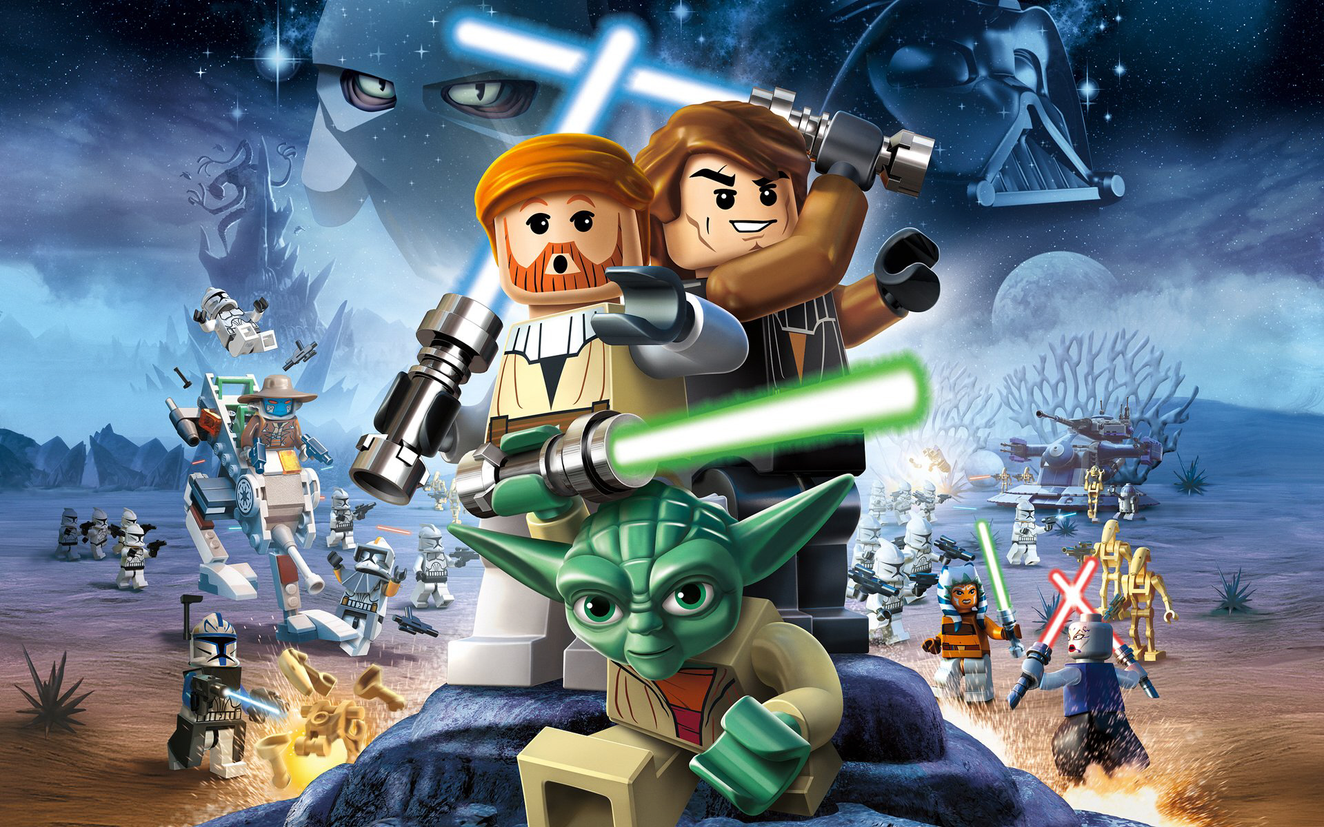 Lego Star Wars 3 Wallpaper