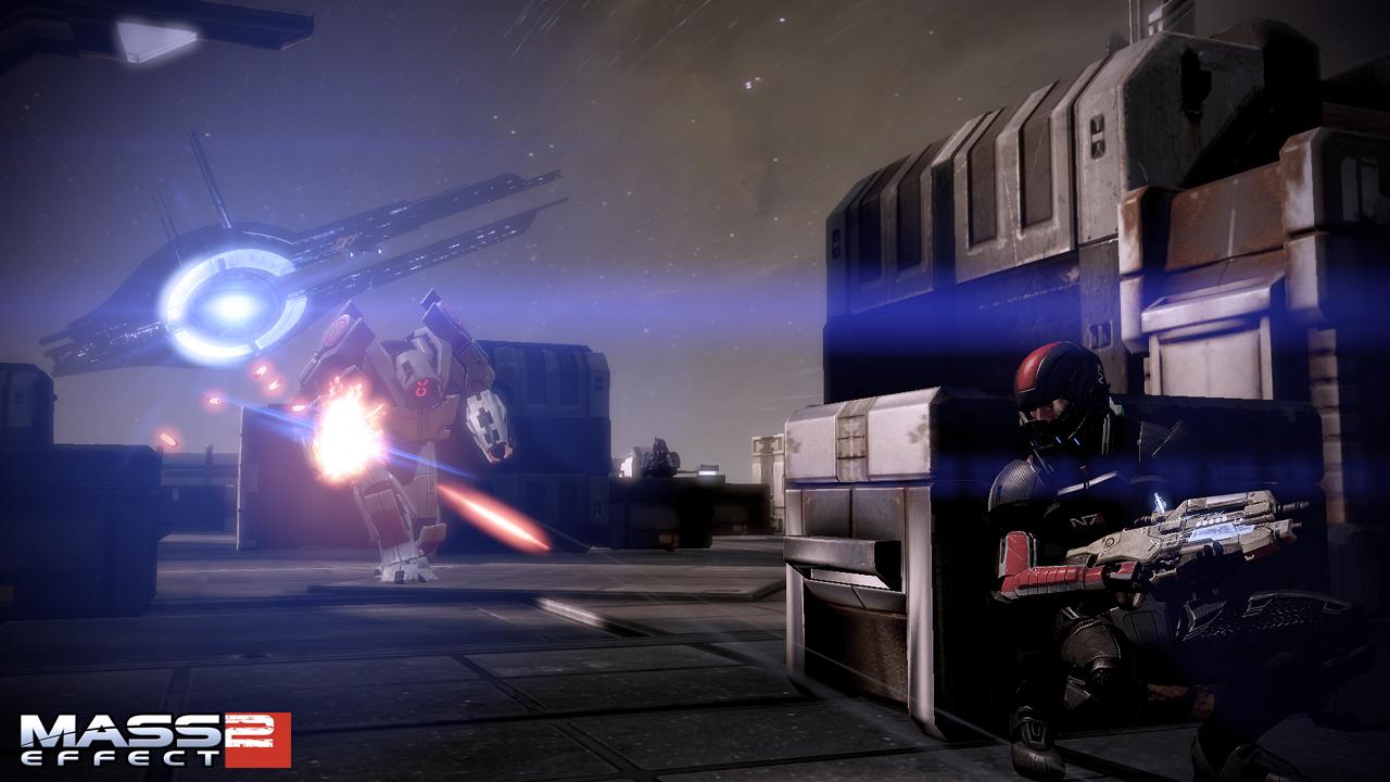 Mass Effect 2 Arrival DLC release date announced