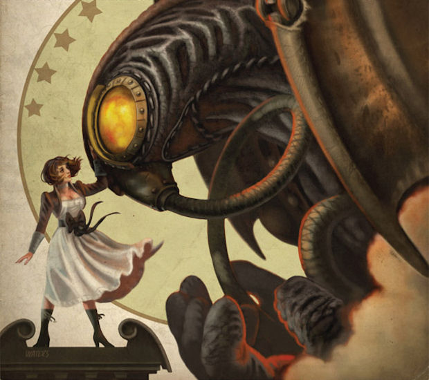 Bioshock Infinite artwork
