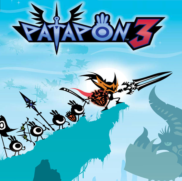 Patapon 3 walkthrough artwork