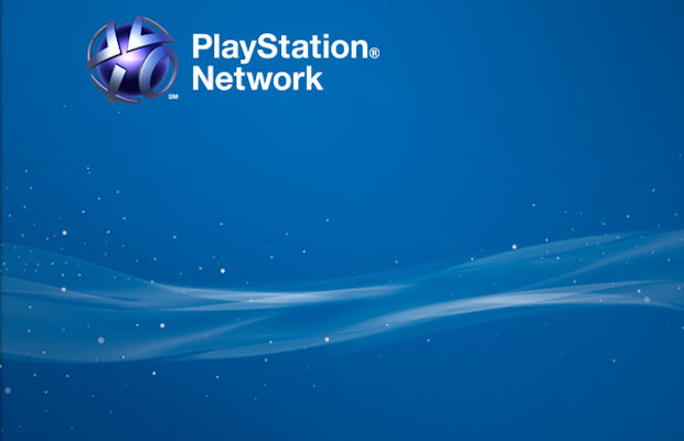 PlayStation Network background