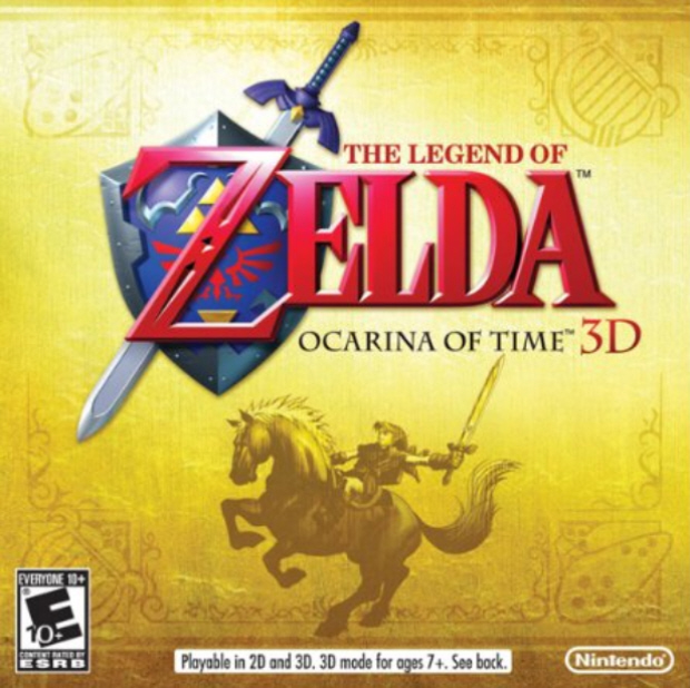 The Legend of Zelda: Ocarina of Time. Epona Character Model.ind3lible ...