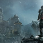 The city of Masyaf, where Altair originally visited in Assassin's Creed 1!