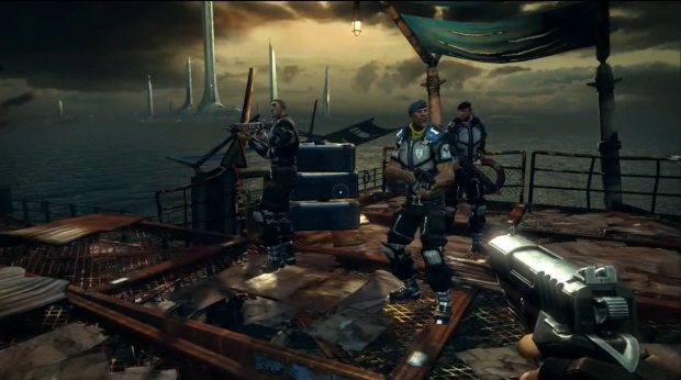 Brink gameplay screenshot