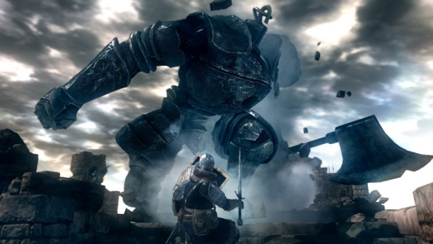 Dark Souls Iron Giant!