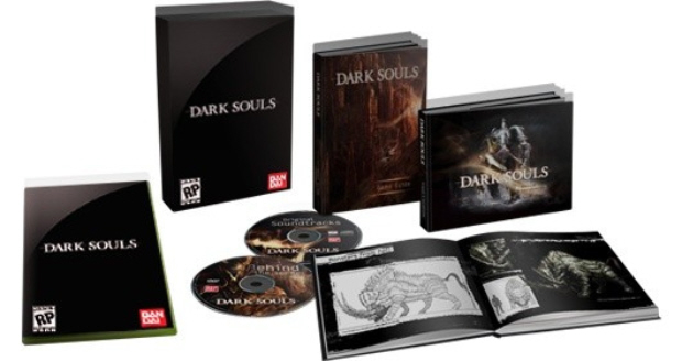 Dark Souls special edition bundle for pre-order