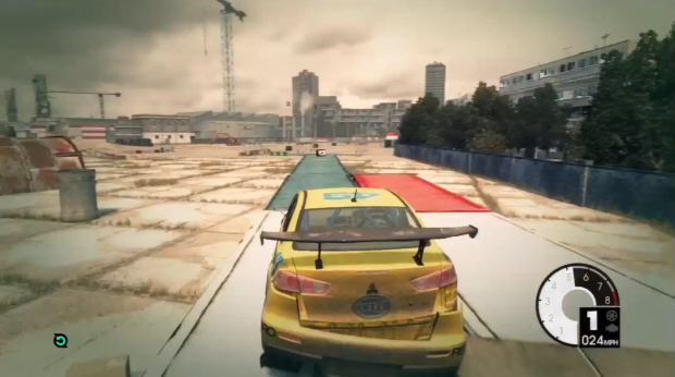 Dirt 3 Hidden Packages guide screenshot